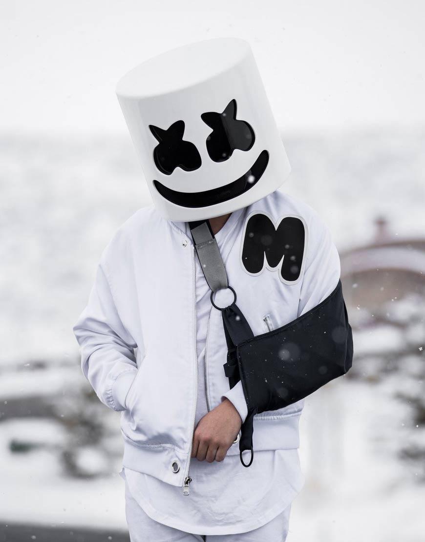 Marshmello-jacket