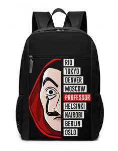 Money-Heist-Backpack