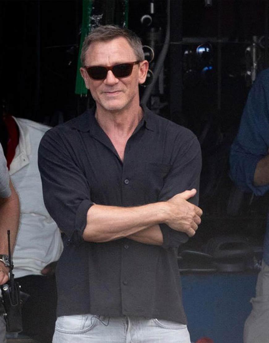 No-Time-to-James-Bond-shirt