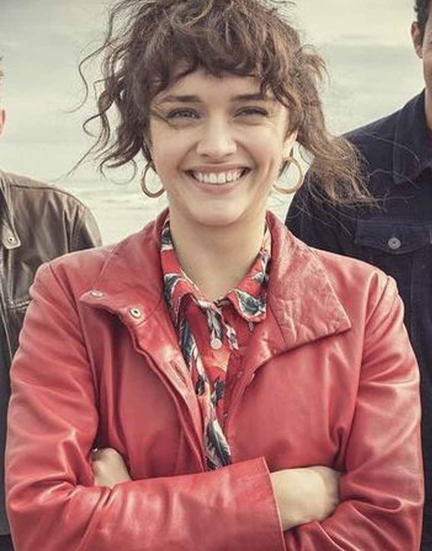 Olivia-Cooke-Pixie-Red-Coat