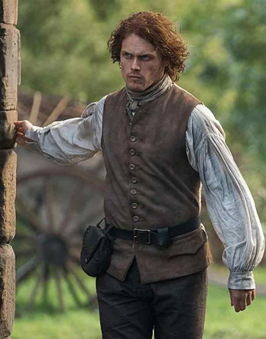 Outlander-Jamie-Fraser-Vest