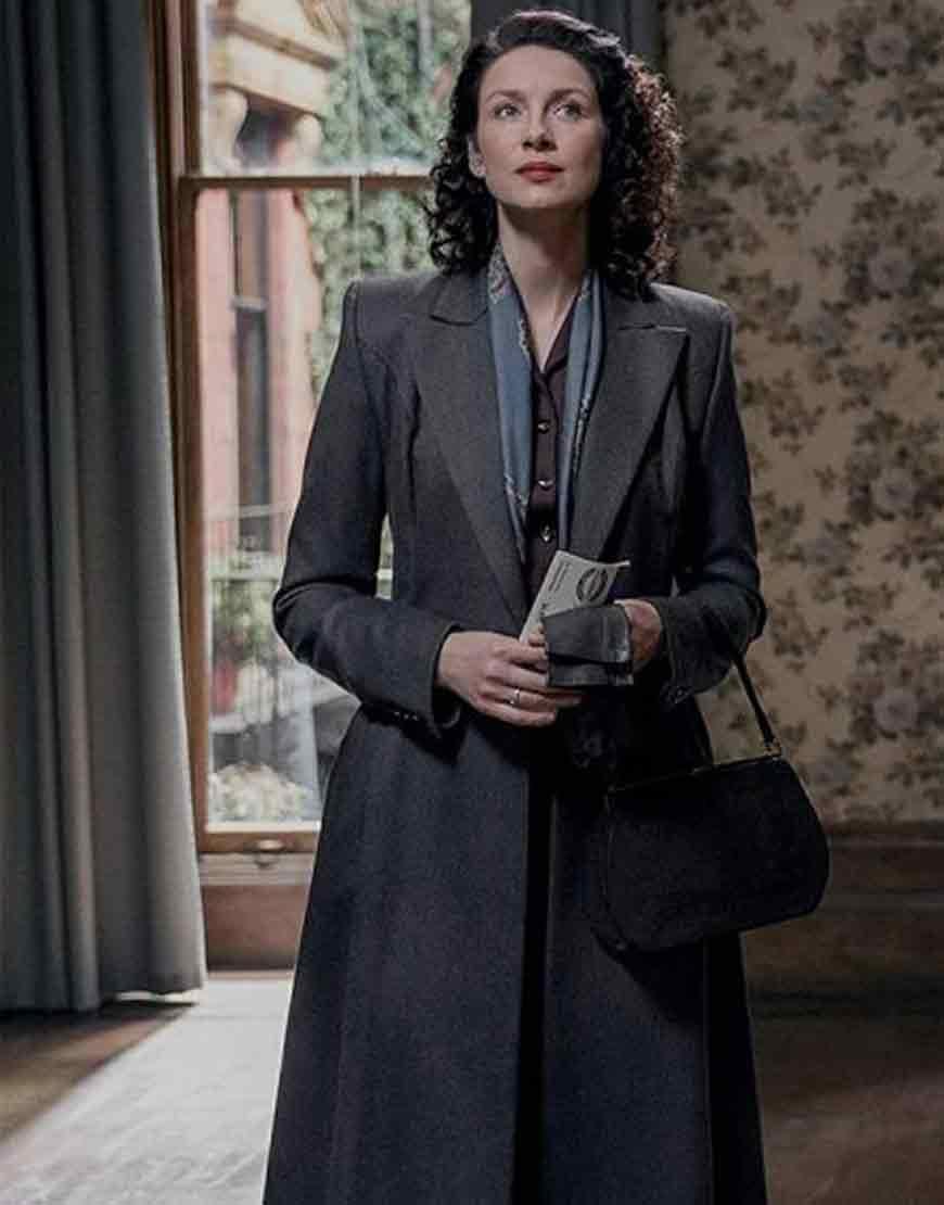 Outlander-S03-Claire-Randall-Coat