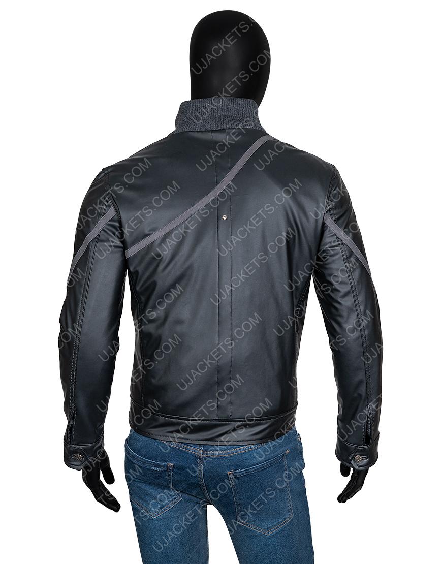 Percy Jackson Sea of Monsters Logan Lerman Leather Jacket