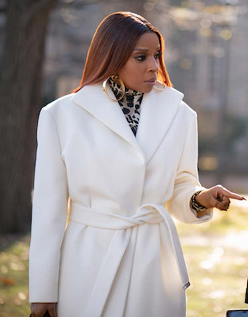 Power-Book-II-Ghost-Mary-J.-Blige-White-Coat