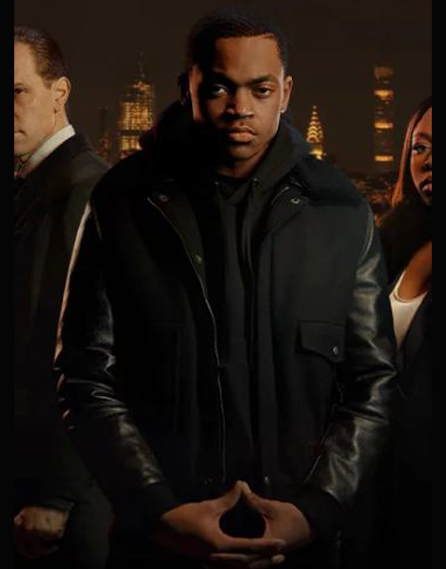 Power-Book-II-Ghost-Michael-Rainey-Jr-Black-Jacket