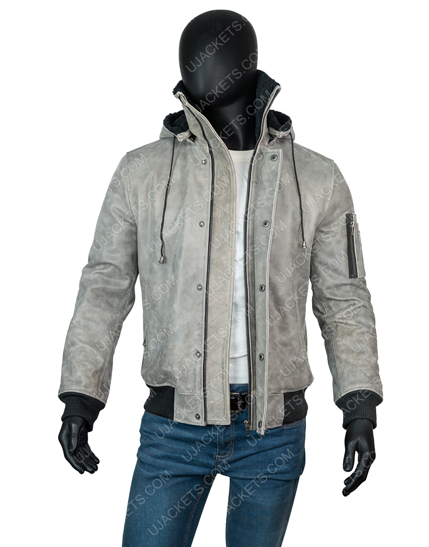 Power Book II Ghost Michael Rainey Jr. Sherpa Jacket