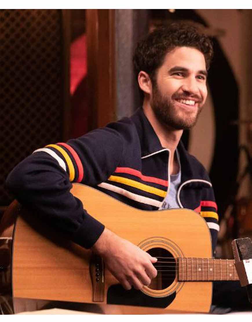 Royalties-Darren-Criss-Black-Jacket