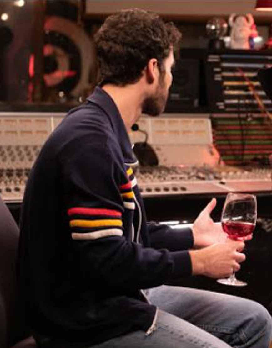 Royalties-Darren-Criss-Striped-Jacket