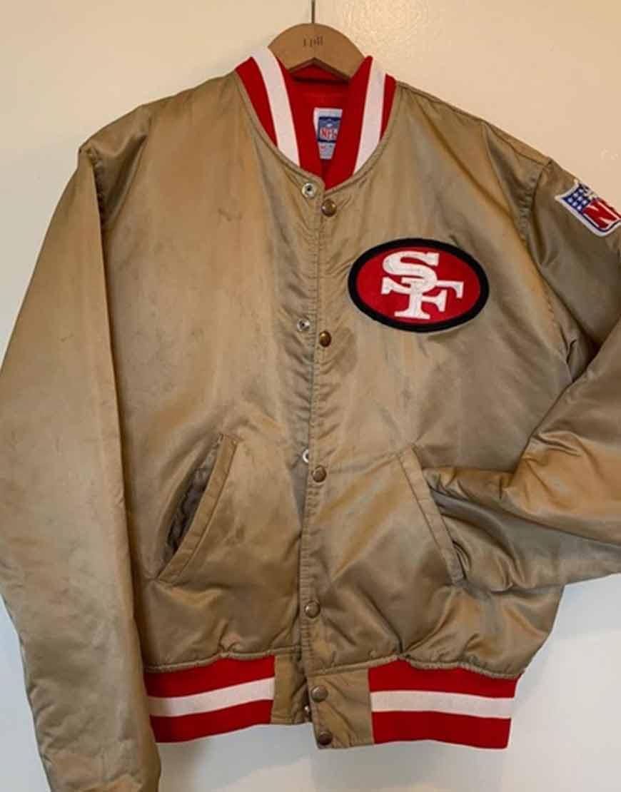 San-Francisco-49ers-Golden-Jacket
