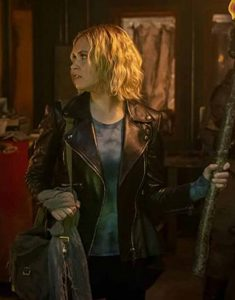 The-100-S07-Eliza-Taylor-Black-Jacket