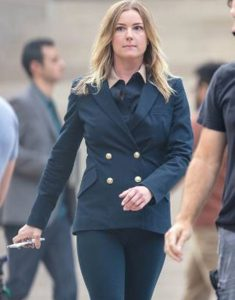 The-Falcon-and-the-Winter-Soldier-Emily-VanCamp-Double-Breasted-Coat