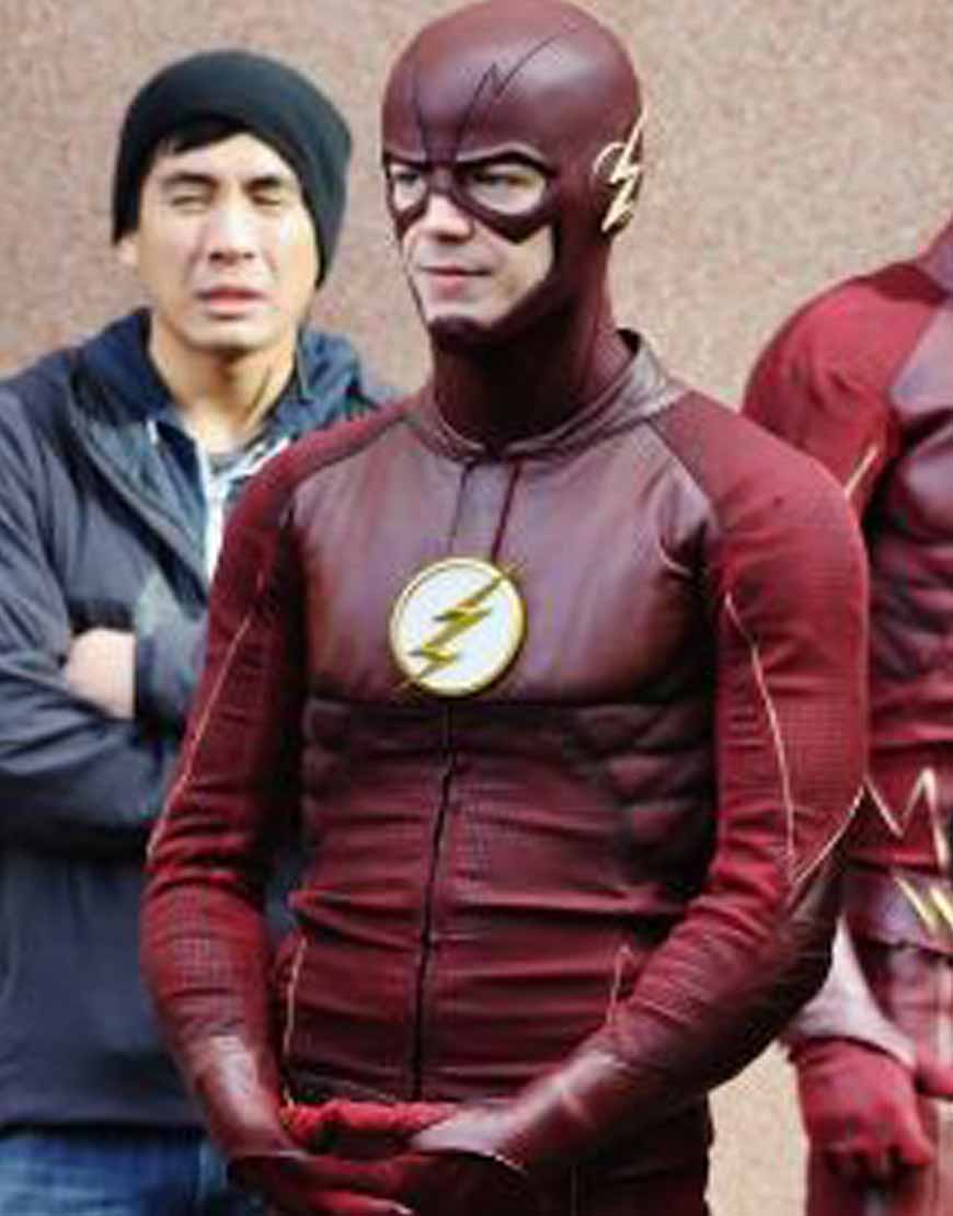 The-Flash-S07-Grant-Gustin-Red-Leather-Jacket