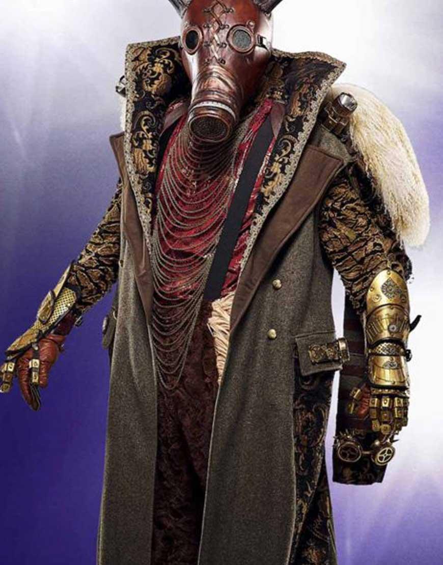 The-Masked-Singer-Deer-Trench-Coat