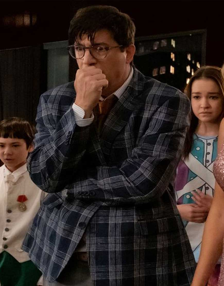 The-Sleepover-Ken-Marino-Check-Blazer