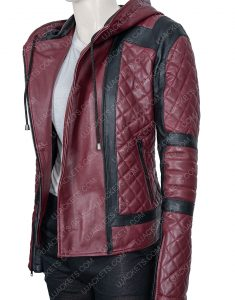 Why Women Kill Taylor Harding Quilted Jacket