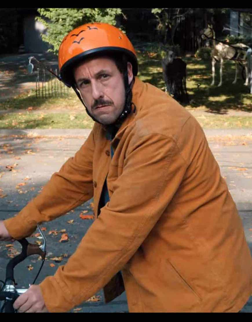hubie-halloween-adam-sandler-orange-jacket