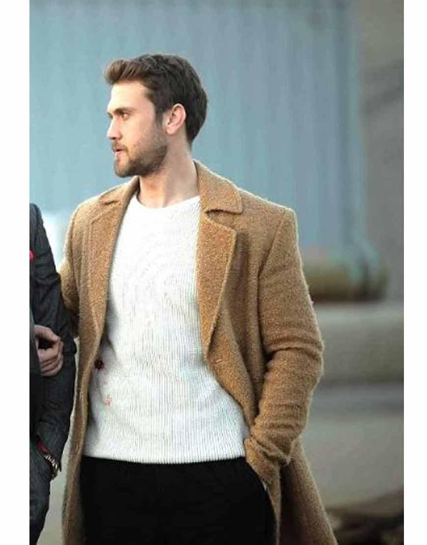 Çukur-Season-4-Aras-Bulut-Iynemli-Fawn-Coat