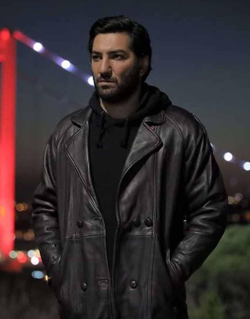 Çukur-Season-4-Berkay-Ates-Black-Coat