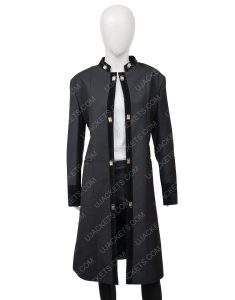 A Discovery Of Witches Aiysha Hart Coat