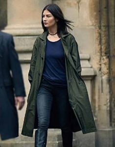 A-Discovery-Of-Witches-Olive-Satu-Coat