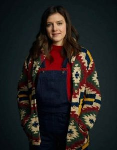 A-Discovery-of-Witches-Aisling-Loftus-Woolen-Jacket