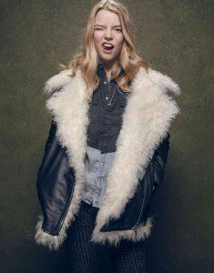 Ana-Taylor-Joy-Fur-Jacket