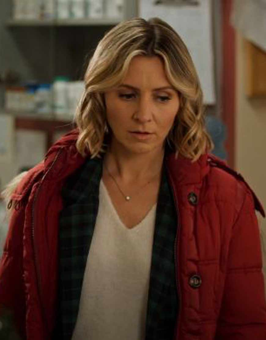 Candy-Cane-Christmas-Beverley-Mitchell-Phoebe-Saunders-Puffer-Coat
