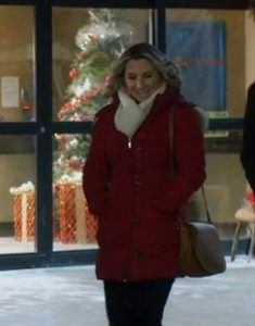 Candy-Cane-Christmas-Beverley-Mitchell-Phoebe-Saunders-Red-Jacket