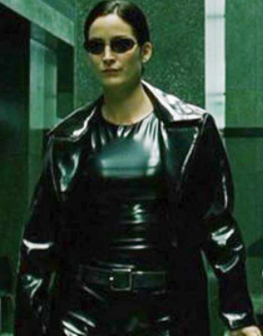 Carrie-Anne-Moss-The-Matrix-4-Trinity-Leather-Trench-Coat