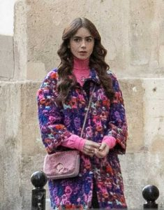 Emily-In-Paris-Cooper-Blue-Floral-Coat