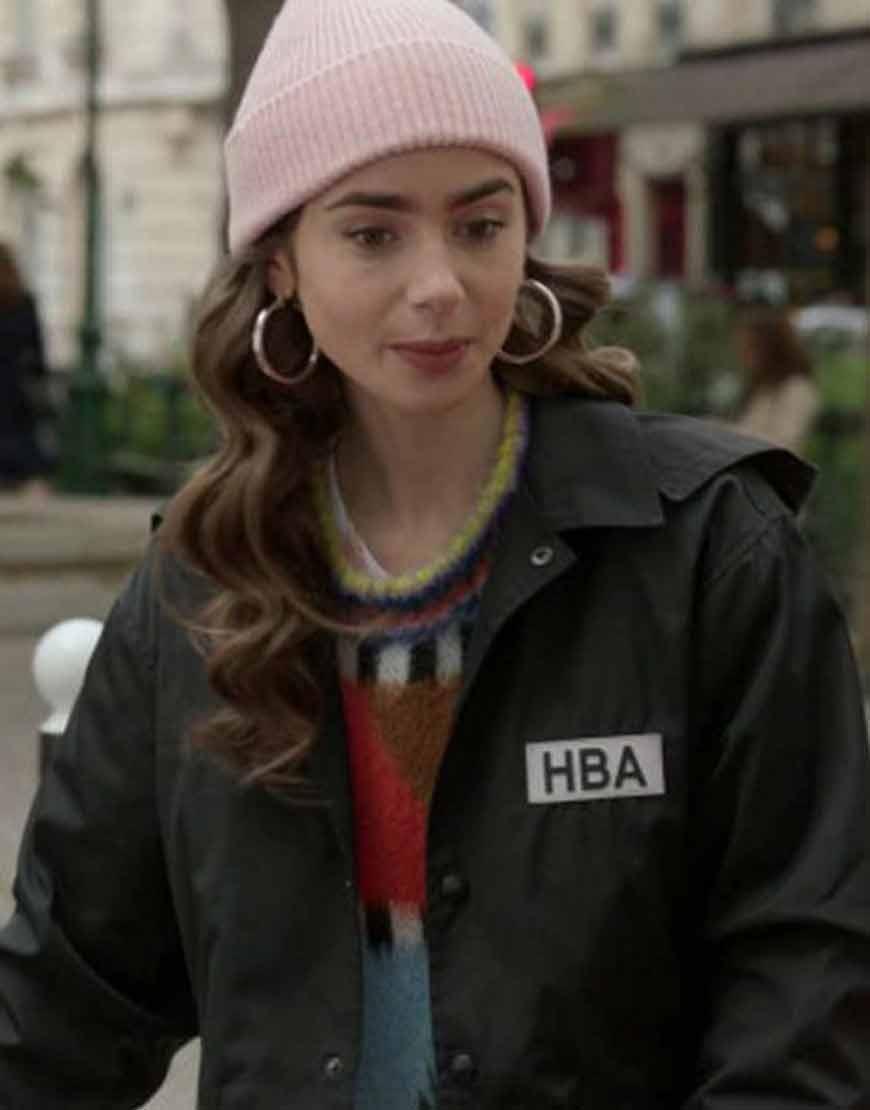 Emily-In-Paris-Emily-Cooper-HBA-Logo-Cropped-Jacket