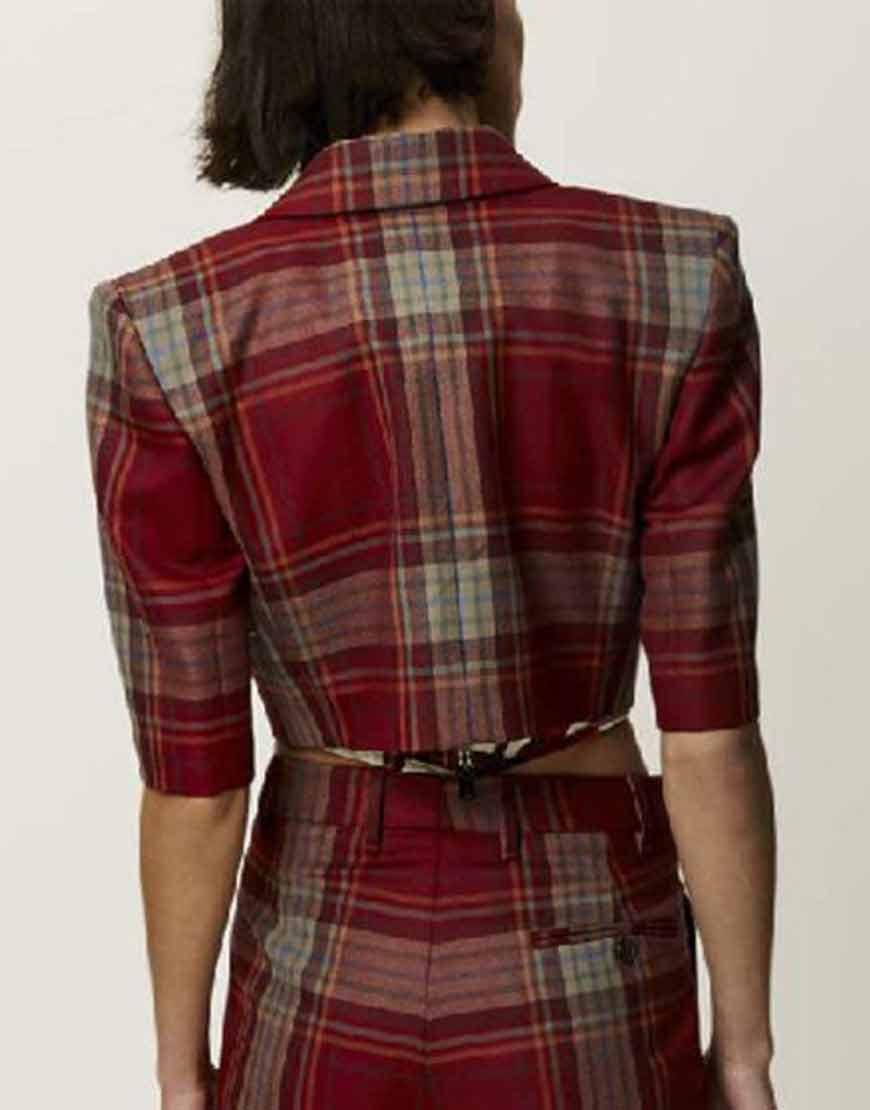 Emily-In-Paris-Emily-Cooper-Plaid-Jacket
