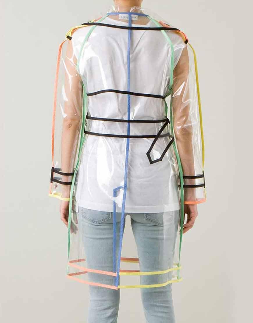 Emily-In-Paris-Lily-Collins-Transparent-Pvc-Coat