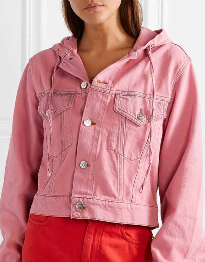 Emily-in-Paris-Emily-Copper-Hooded-Jacket