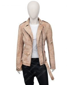 Fast And Furious 7 Letty Ortiz Leather Jacket