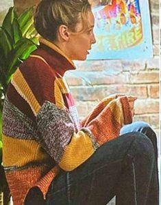 Free-Guy-Jodie-Comer-Woolen-Sweater