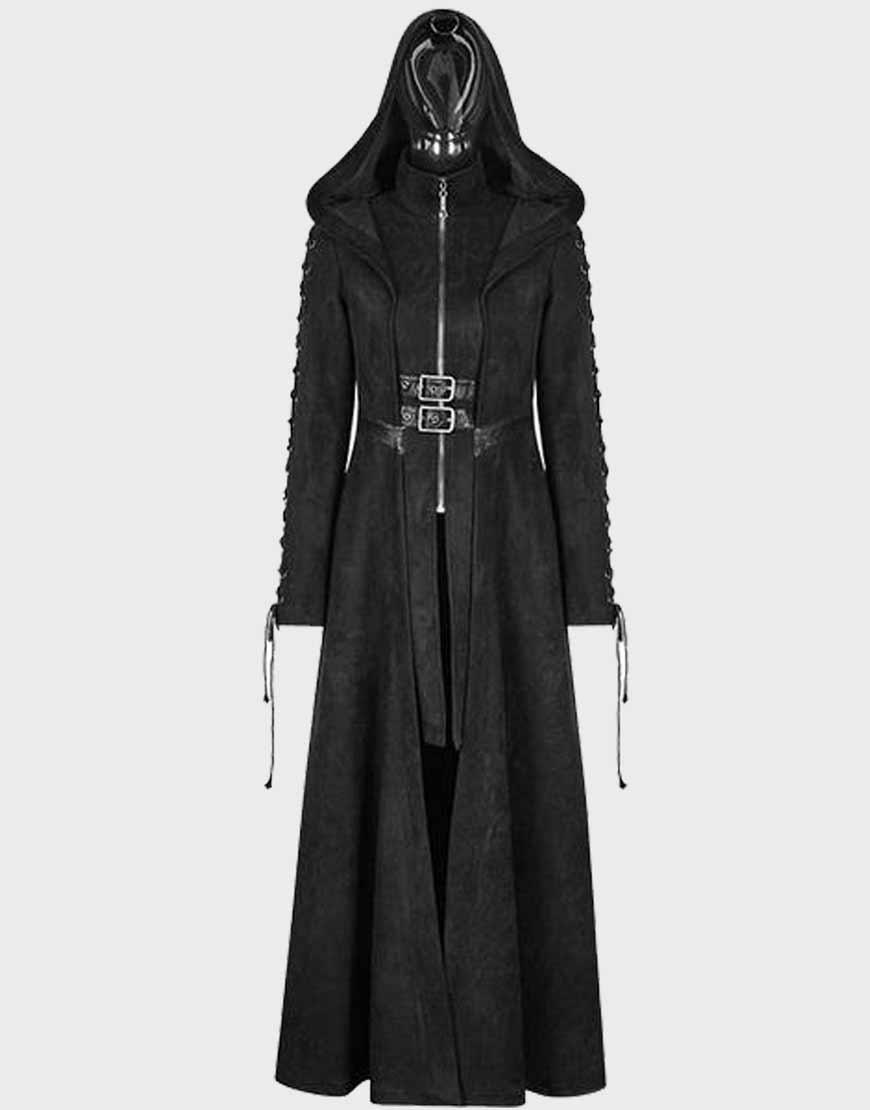 Gothic-Dark-Angel-Black-Trench-Coat