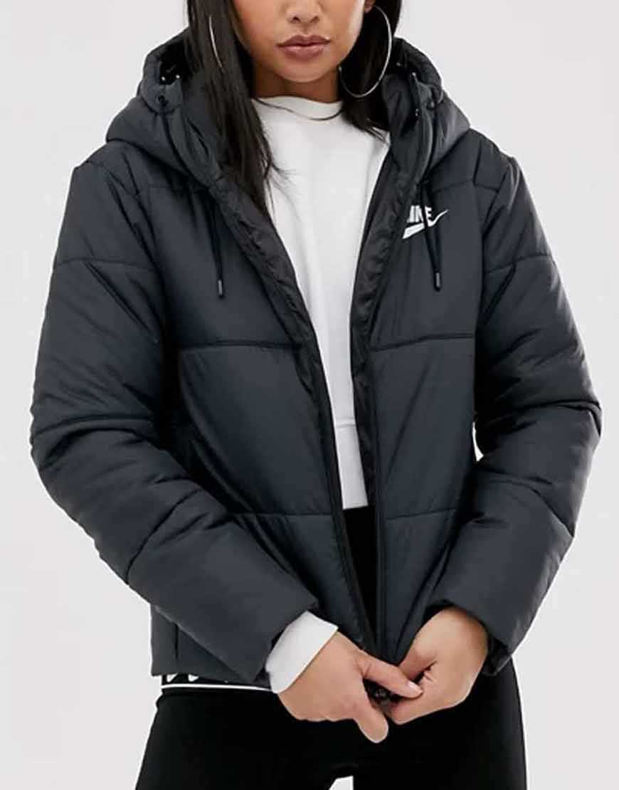 Grand-Army-Leila-Kwan-Zimmer-Black-Puffer-Jacket-With-Hood