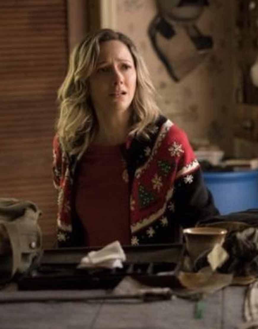 Halloween-Kills-Judy-Greer-Red-Christmas-Sweater