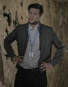 His-House-Matt-Smith-Grey-Jacket