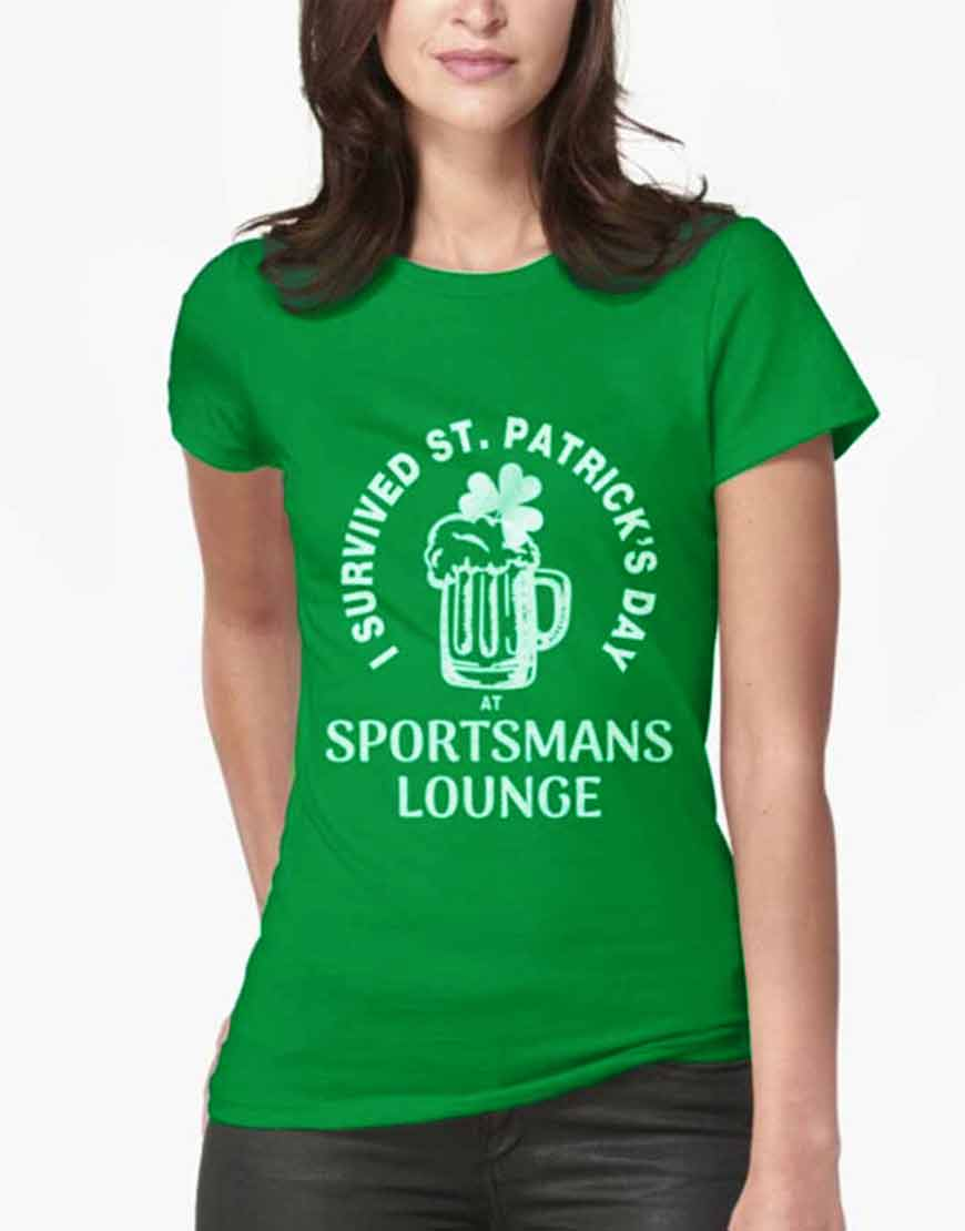 Holidate-2020-Sloane-Green-T-Shirt