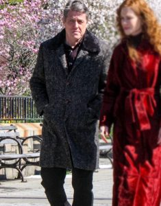 Jonathan Fraser The Undoing Hugh Grant Coat