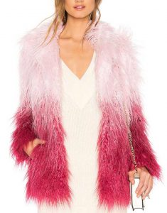 Julie-and-the-Phantoms-Carrie-Pink-Faux-Fur-Jacket