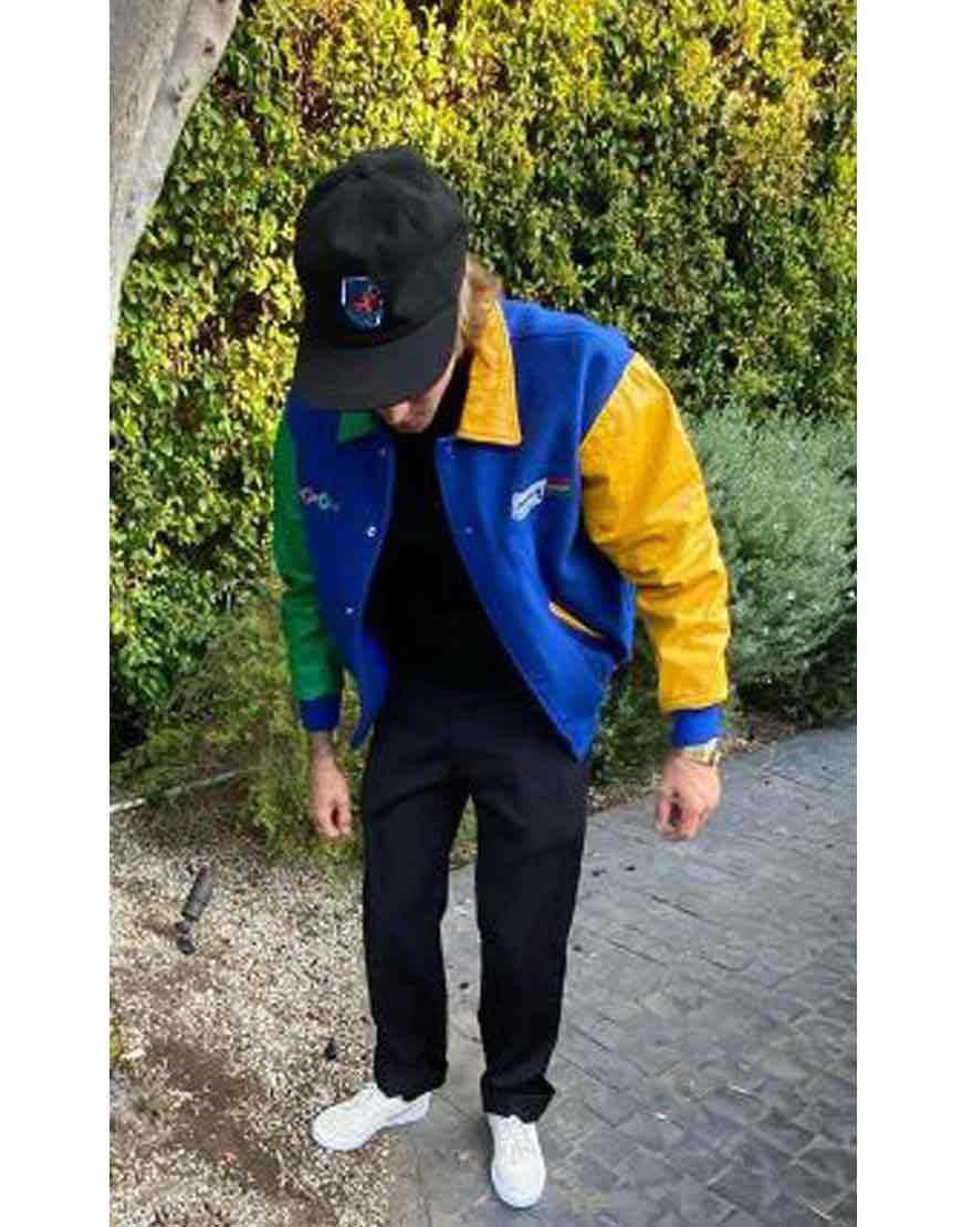 Justin-Bieber-Formula1-Wool-Blend-Jacket