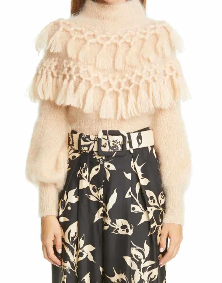 Ladybeetle-Tassel-Mohair-&-Silk-Sweater