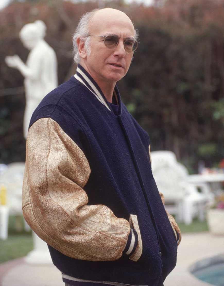 Larry-David-Varsity-Jacket