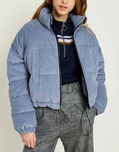 Lola-Blackman-Grand-Army-Rachel-Finer-Corduroy-Blue-Puffer-Jacket