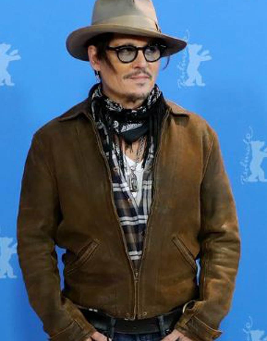 Minamata-Johnny-Depp-Berlin-FilmFest-Jacket
