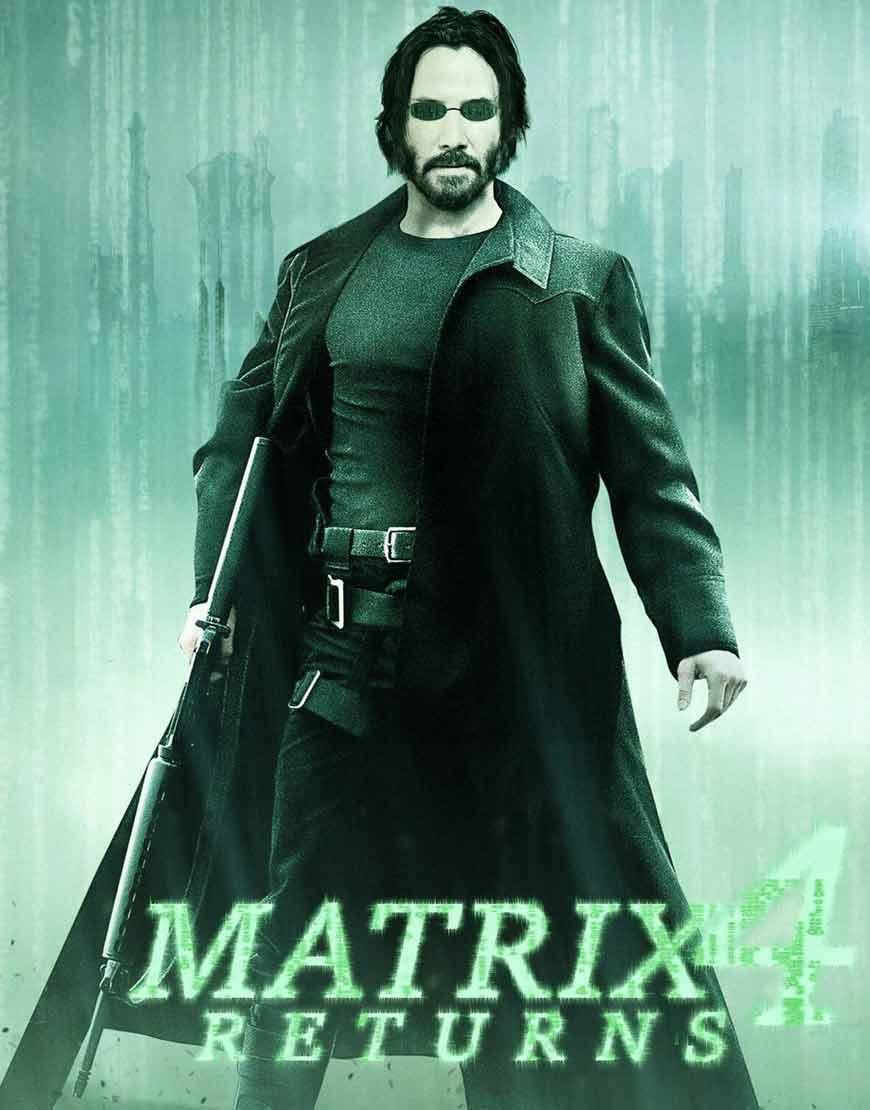 Neo-The-Matrix-4-Keanu-Reeves-Black-Long-Coat