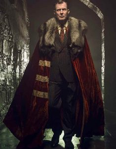 Pennyworth-Jason-Flemyng-Fur-Collar-Velvet-Coat